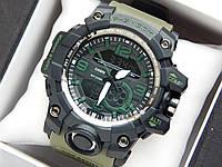 Наручные часы Casio G-Shock GG-1000 зеленого цвета, фото 1