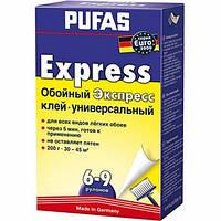 Клей для обоев Pufas Экспресс (200г)