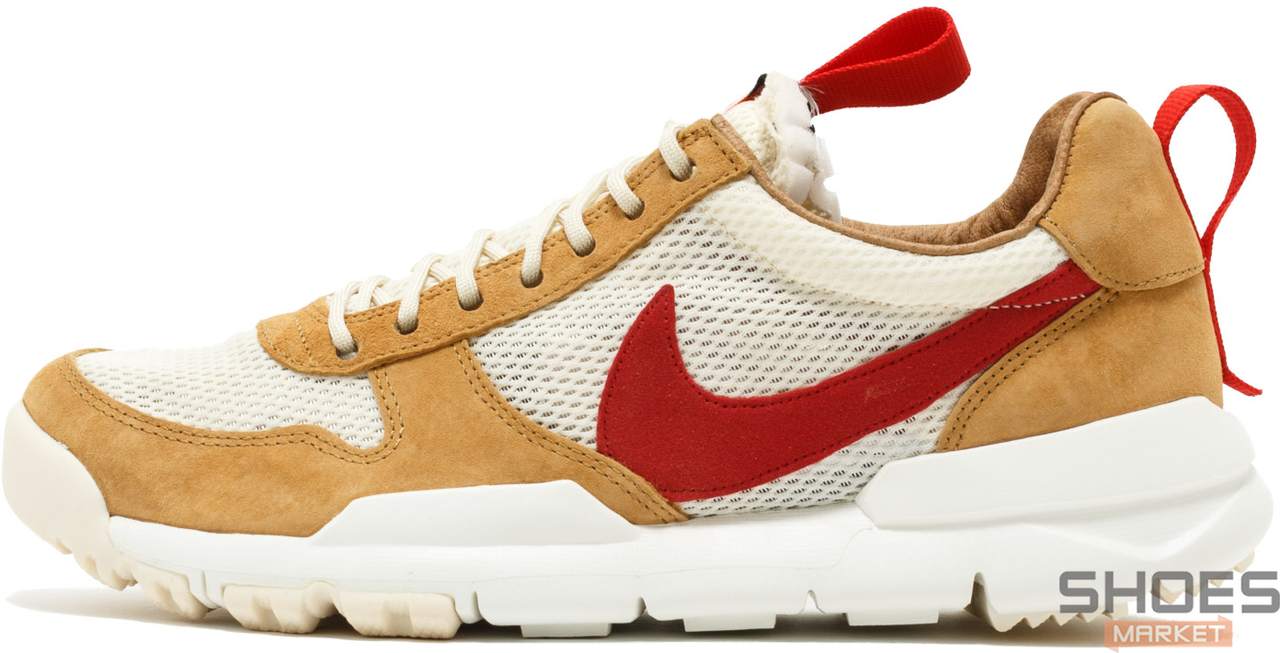 Жіночі кросівки Nike Craft Mars Yard Shoe 2.0 Tom Sachs Space Camp AA2261-100, Найк Крафт Марс Ярд