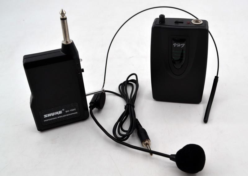Микрофон DM SH 100C/wm-707  безпроводная гарнитура