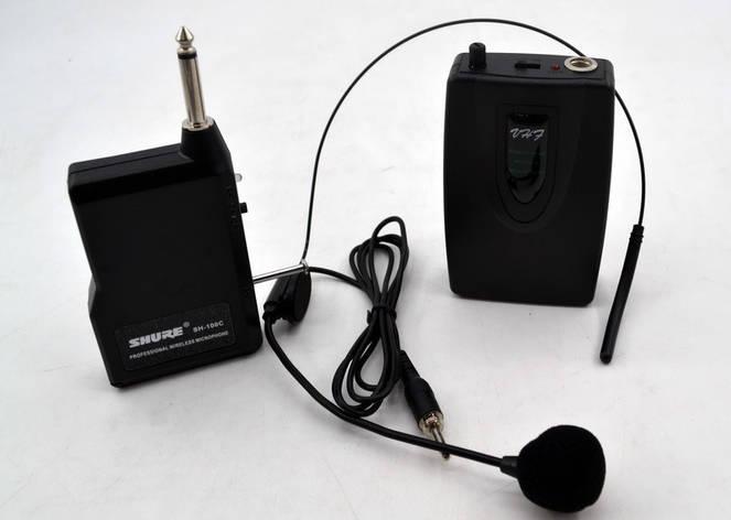 Микрофон DM SH 100C/wm-707  безпроводная гарнитура, фото 2
