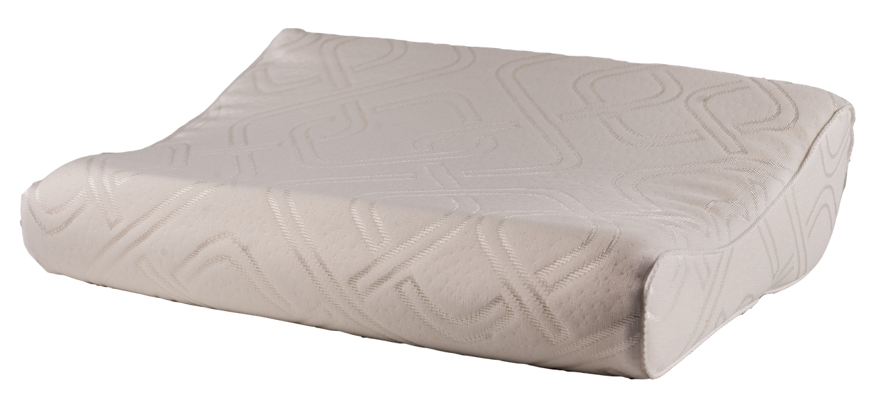 Ортопедическая подушка для взрослых с эффектом памяти Olvi J2504