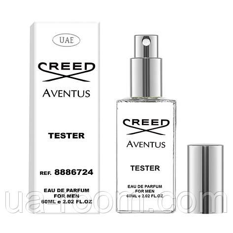 Тестер мужской UAE Creed Aventus, 60 мл., фото 2