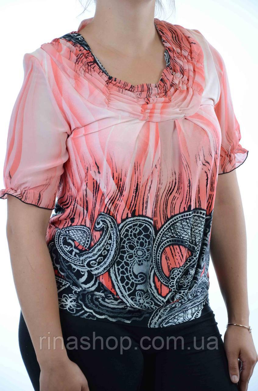 Женская блузка 20834