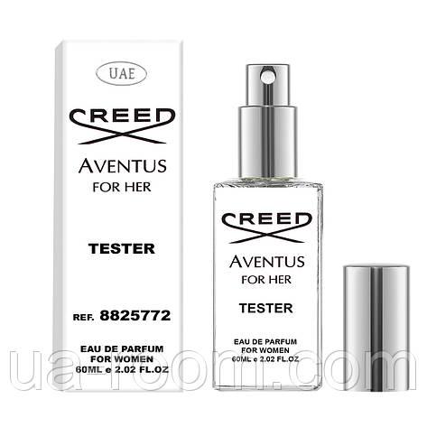 Тестер женский UAE Creed Aventus for Her, 60 мл., фото 2