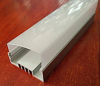 Алюминиевый профиль анодированный ЛСО трапеция
