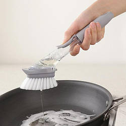 Многофункциональная щетка для чистки посуды Decontamination Wok Brush