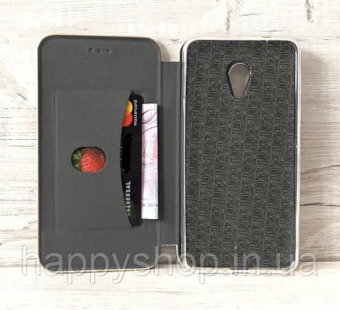 Чехол-книжка G-Case для Meizu M6s (Черный), фото 2