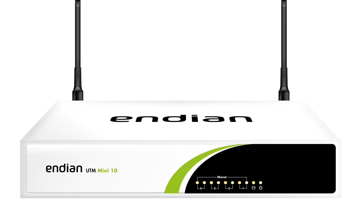 Маршрутизатор Endian UTM Mini 10 WiFi