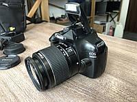Дзеркальний фотоапарат Canon EOS 1100D 18-55 IS DC III Kit