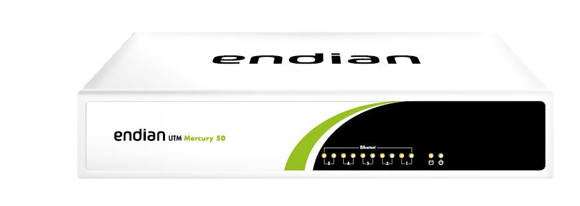 Firewall Endian UTM Mercury 50