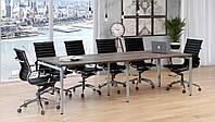 Стол для переговоров Q270 Loft Design Дуб Палена