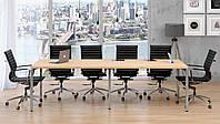 Стол для переговоров Q270 Loft Design Дуб Борас