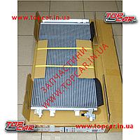 Радиатор кондиционера Renault Megane III 08-   Valeo 814094