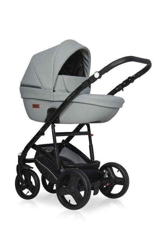 Детская универсальная коляска 2 в 1 Riko Aicon Ecco 03
