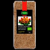 Крупа спельти цільнозернові Organic life, 400 гр