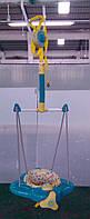 Прыгунки детские Baby Tilly BT-BJ-0002 LIGHT BLUE