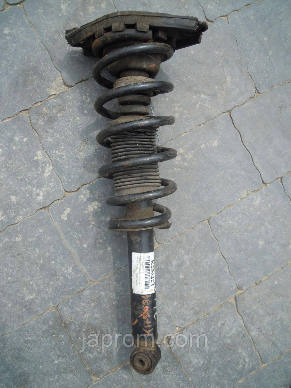 Амортизатор задний в сборе Nissan Primera P12 2002-2008г.в. 2.2 DCI хетчбек