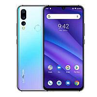 Смартфон UMIDIGI A5 PRO Green 4/32Гб 6.3 4150mAh 16Мп + Бампер и Пленка