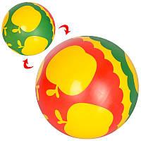 Мяч детский 9 дюймов, рисунок, 60-65г, MS2615