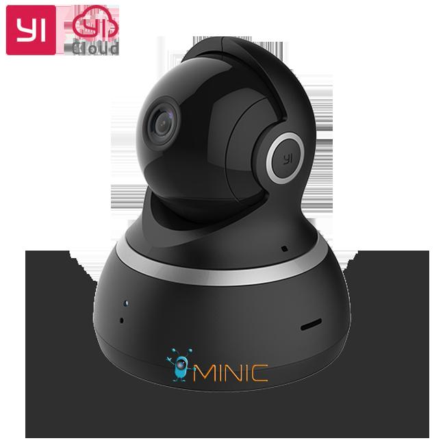 Камера видеонаблюдения IP-камера Yi Dome Camera 1080p Международная версия