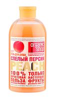 Organic shop спелый персик