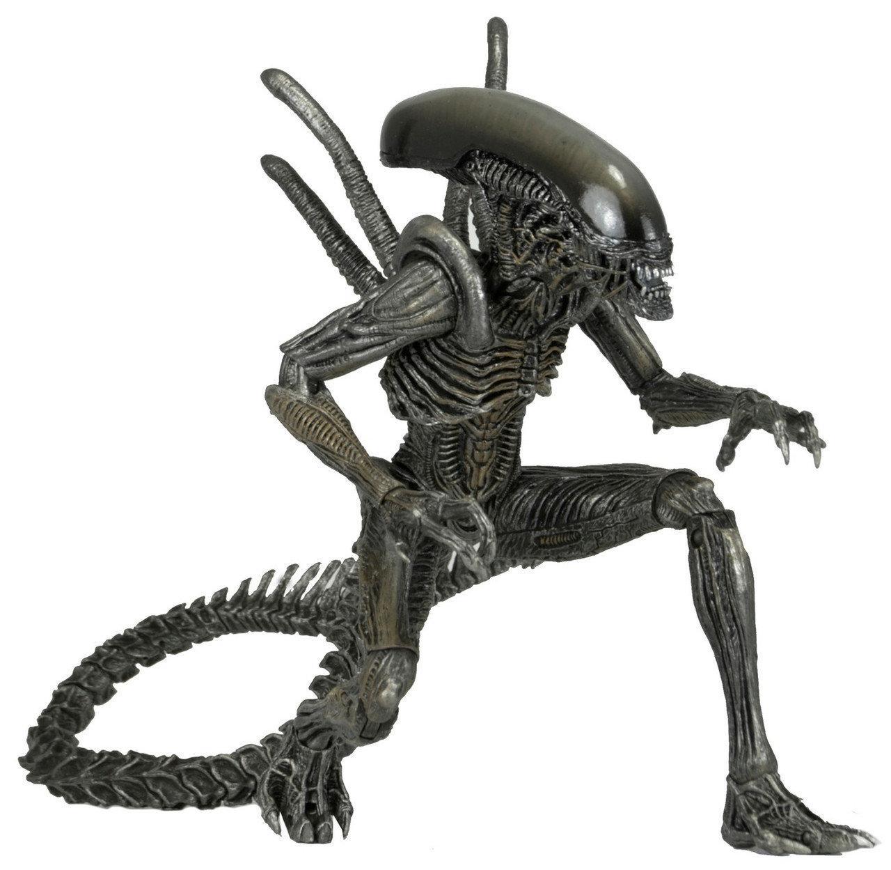 Фигурка NECA ALIEN AvP (Alien vs. Predator. Чужой против Хищника). Warrior Alien