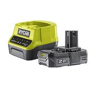 Аккумулятор + зарядное устройство RYOBI RC18120-120 2,0 Ач 18 В