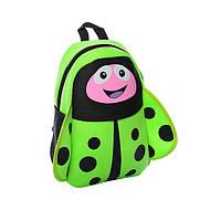 Рюкзак детский Божья коровка Green