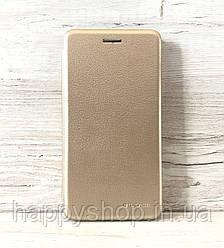 Чехол-книжка G-Case для Meizu M6 note (Золотистый)