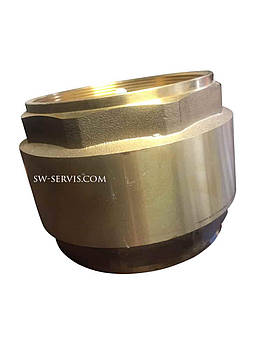 Зворотний клапан 4 латунний пружинний