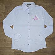 Блузка школьная для девочки оптом 128-164 рост