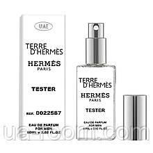 Тестер мужской UAE Hermes Terre dHermes , 60 мл.
