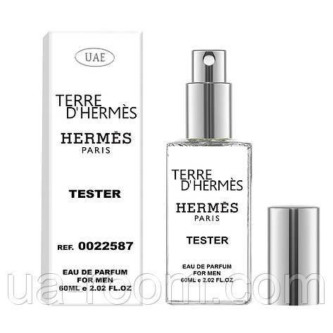 Тестер мужской UAE Hermes Terre dHermes , 60 мл., фото 2