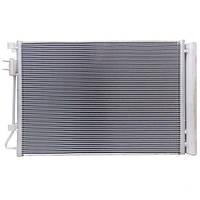 Радиатор кондиционера KIA RIO III 1.25/1.25LPG/1.4 09.11-