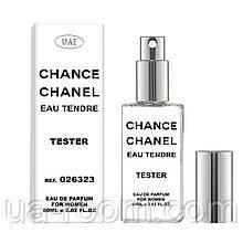 Тестер женский UAE Chanel Chance Eau Tendre,  60 мл.