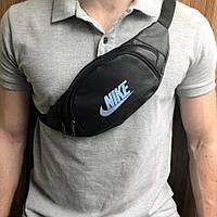 Банака мужская Nike кожзам