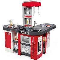 Интерактивная Детская кухня Smoby Tefal Studio XXL Bubble 38 аксессуара (311025)