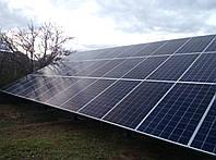 Наземная солнечная электростанция 30 кВт, 3 фазы, Huawei 33 KTL-A + Bluesun 380 Вт (моно)