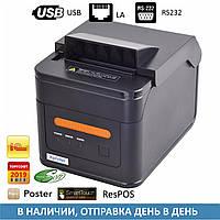 Принтер чеков Xprinter XP-A300L, фото 1