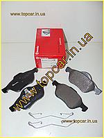 Тормозные колодки передние Renault Megane III Brembo P 68 029