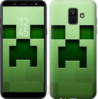 Чехол Endorphone на Samsung Galaxy A6 2018 Minecraft 2 774c-1480-18675 (774-1480)