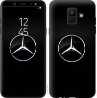 Чехол Endorphone на Samsung Galaxy A6 2018 Mercedes Benz 1 974c-1480-18675 (974-1480)