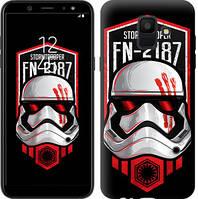 Чехол Endorphone на Samsung Galaxy A6 2018 Star Wars 2 4156c-1480-18675 (4156-1480)