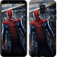 Чехол Endorphone на Samsung Galaxy A6 2018 Новый Человек-Паук 3042c-1480-18675 (3042-1480)