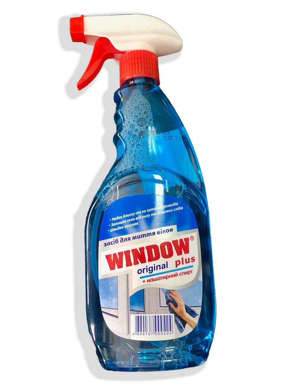 Засіб для миття вікон  Window,0,5л