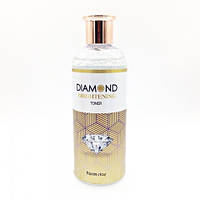 Тонер для сияния кожи Farm Stay Diamonds Brightening Toner, 350ml