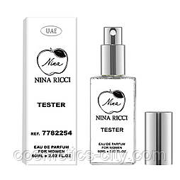 Тестер женский  UAE Nina Ricci Nina, 60 мл.