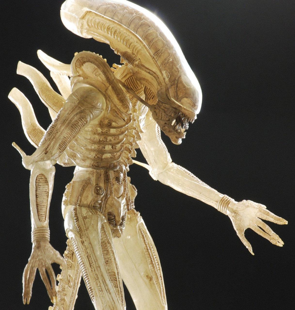 Фігурка NECA ALIEN AvP (Alien vs. Predator. Чужий проти Хижака). Xenomorph