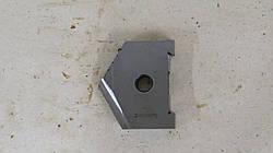 Пластина для перового сверла Ø80 Р6М5 ОРША (2000-4001-1256)